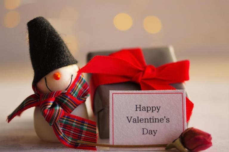 フレスコ、バレンタイン、友チョコ