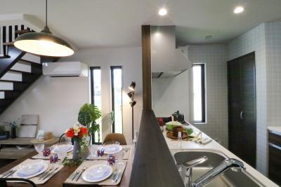 image 「パントリー」 でキッチンをスッキリと