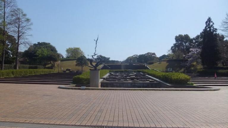 彫刻の広場 - 青葉の森公園
