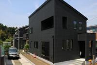 image 今人気♪黒い家の作り方。
