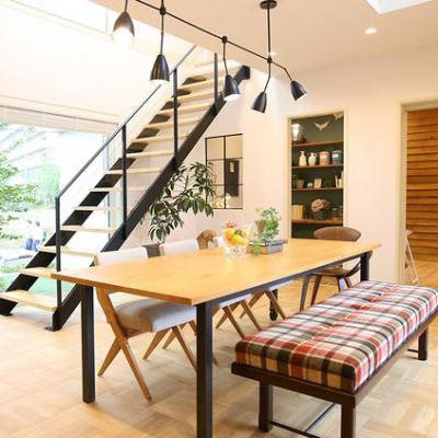 image おしゃれな家の建て方 〜スケルトン階段を使って開放的な空間づくり〜